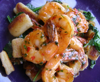 Shrimp Diablo