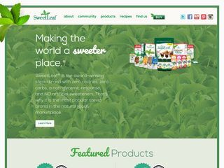 sweetleaf.com