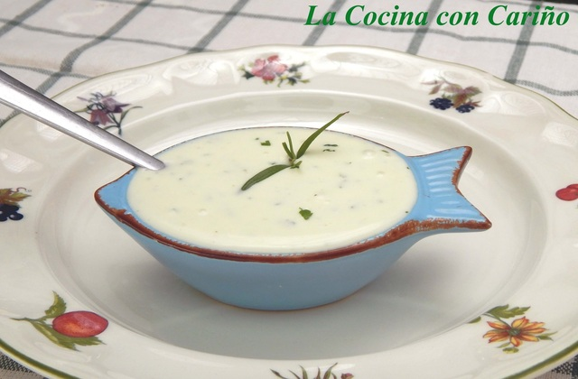 SALSA DE YOGURT