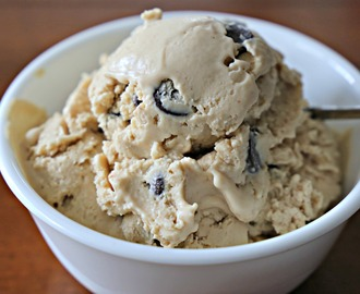 Peanut Butter and Chocolate Chip Ice Cream