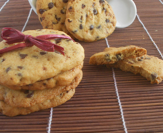Chocolate chips cookies, come ti preparo i cookies al cioccolato