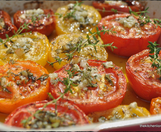 French Friday with Dorie - Tomatoes Provençal