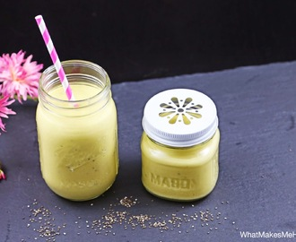 Mango-Chia Smoothie / Krups Prep & Cook HP5031 im Test