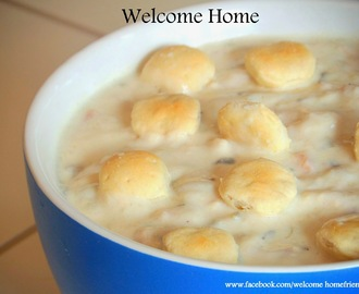 ♥ Clam Chowder