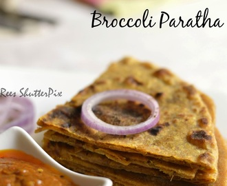 Broccoli Paratha Recipe | Broccoli Recipes