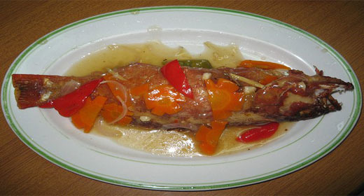 Escabeche Recipe