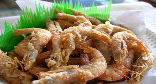 Drunken Shrimps Recipe