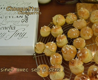 Chouquettes....au thermomix