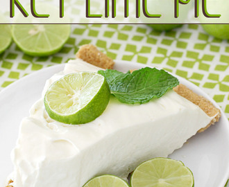 No-Bake Key Lime Pie