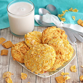 Cereal Cookies – Galletas de Cereal
