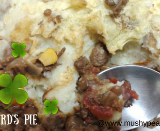 Easy Traditional Vegan Shepherd's Pie
