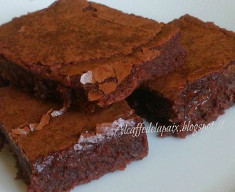 BROWNIES:  Parodi copia Laurendon o viceversa???