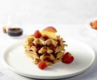 Havermout wafels