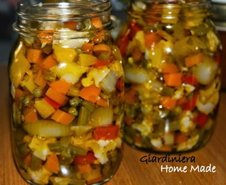 Giardiniera home made