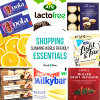 New Slimming World Shopping Essentials 17/11/17
