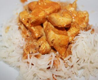 Masala Magic Curry chicken