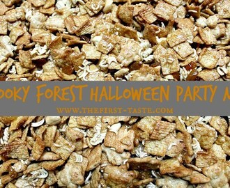 Spooky Forest Halloween Party Mix