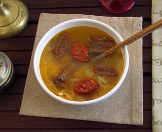 Sopa de carne | Food From Portugal