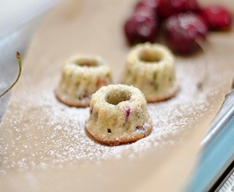 Recipe: Mini Cherry Gugelhupf