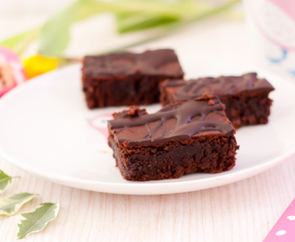 Low Carb Double Chocolate Brownies