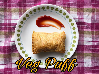 Vegetable Puff