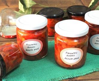 Recetas de como conservar pimientos verdes mytaste - Como hacer mermelada de pimientos ...