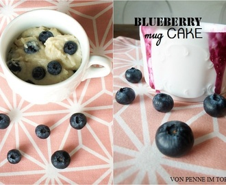 Blueberry - Mug - Muffin