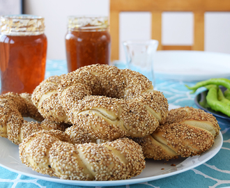 Simit: Pan Turco