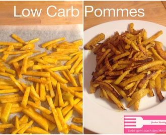 Low Carb Pommes
