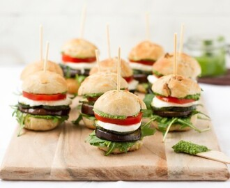 Antipasti Burger