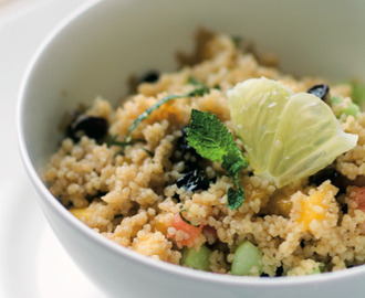 Zomerse couscous