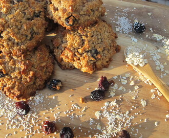 The Best Healthy Oat Cookies