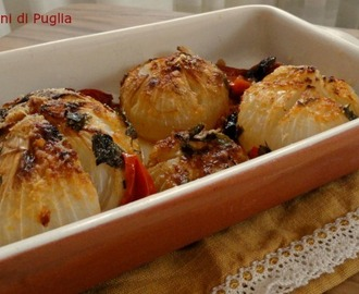 Cipolle al forno (baked onions)