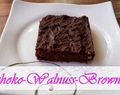 Schoko-Walnuss-Brownies