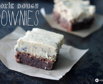Cookie Dough Brownies