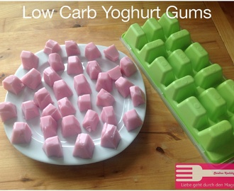 Low Carb Yoghurt Gums