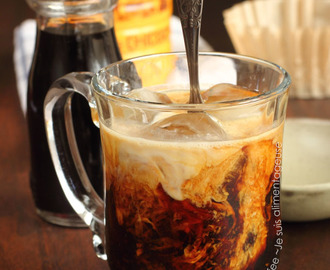 Vietnamese Cold-Brewed Iced Coffee
