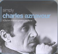 Aznavour Charles;Simply Charles