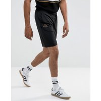 Kappa Drawstring Shorts - Black