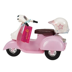 Rosa Scooter, moped - Our Generation