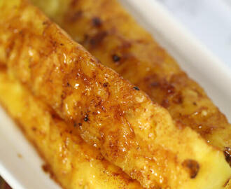 Brazilian Grilled Pineapple