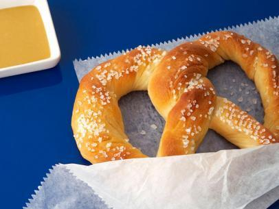 Almost-Famous Soft Pretzels