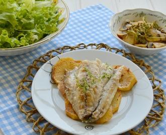 Recetas de jureles plancha mytaste for Cocinar jurel