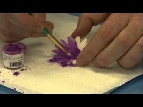 Cake Decorating Dusts-Unraveling the mystery by Chef Alan Tetreault of Global Sugar Art