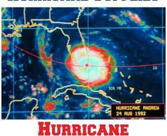 50 Must Have Hurricane Supplies