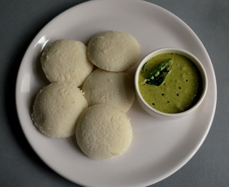 Pudina Chutney with Coconut | Mint Chutney recipe with Coconut | Pudina Chutney for Idly/Dosa