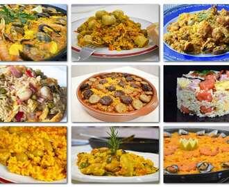 Recetas de secreto arroz tres delicias chino mytaste for Cocinar 6 tipos de arroz