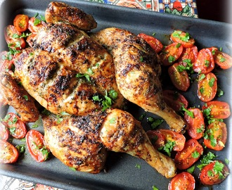 Roast Chicken with Gremolata