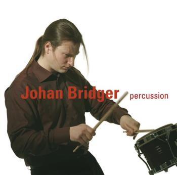 Bridger Johan;Johan Bridger Percussion