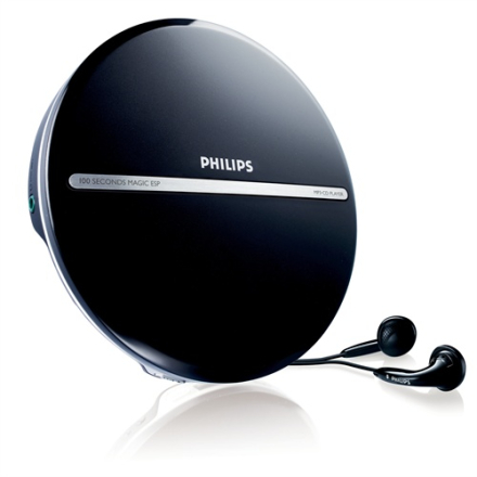 Philips eXp2546 - CD-spelare - CD